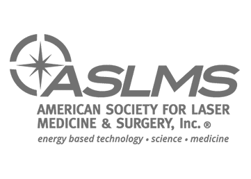 american society for laser medicine & surgery - logo